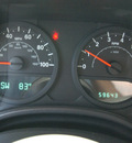 jeep wrangler unlimited 2007 steel blue suv x gasoline 6 cylinders 4 wheel drive 6 speed manual 80911