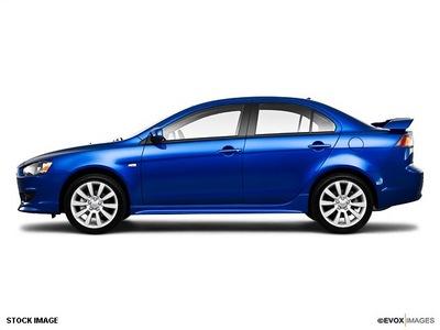 mitsubishi lancer 2010 gray sedan es gasoline 4 cylinders front wheel drive automatic 44060