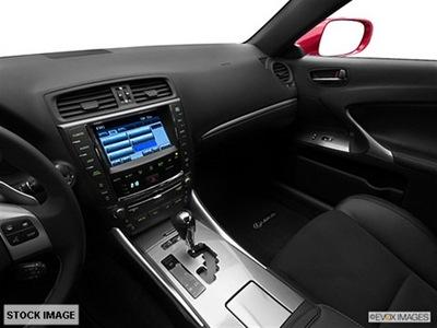 lexus is 250 2011 sedan gasoline 6 cylinders rear wheel drive not specified 91731