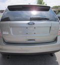 ford edge 2008 lt  gray suv limited awd gasoline 6 cylinders all whee drive automatic with overdrive 62863