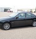 bmw 5 series 2003 black sedan 530i gasoline 6 cylinders rear wheel drive automatic 55318