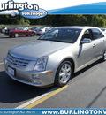 cadillac sts 2006 silver sedan v6 gasoline 6 cylinders automatic 08016