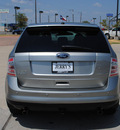 ford edge 2008 gold suv limited gasoline 6 cylinders front wheel drive automatic with overdrive 76087