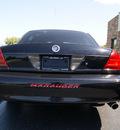 mercury marauder 2003 black sedan gasoline 8 cylinders dohc rear wheel drive automatic 60098