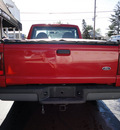 ford ranger 2002 red pickup truck xl gasoline 4 cylinders rear wheel drive automatic 45005
