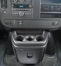 chevrolet express 2010 white van lt 3500 flex fuel 8 cylinders rear wheel drive automatic 27591