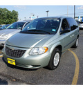 chrysler town and country 2004 satin jade van family value gasoline 6 cylinders front wheel drive automatic 07724