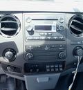 ford f 250 super duty 2012 white xl flex fuel 8 cylinders 4 wheel drive automatic 62708