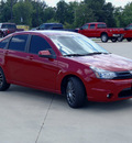 ford focus 2011 dk  red sedan sport ses gasoline 4 cylinders front wheel drive automatic 62708