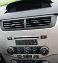 ford focus 2010 green sedan sel gasoline 4 cylinders front wheel drive standard 13502