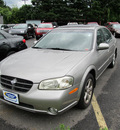 nissan maxima 2000 gray sedan gasoline v6 front wheel drive automatic with overdrive 13502
