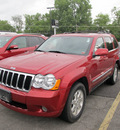 jeep grand cherokee 2009 red suv limited gasoline 6 cylinders 4 wheel drive automatic 13502