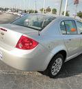 chevrolet cobalt 2010 silver sedan lt gasoline 4 cylinders front wheel drive automatic 34474