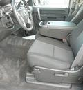 chevrolet silverado 1500 2011 gray lt flex fuel 8 cylinders 2 wheel drive automatic 34474