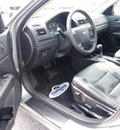 ford fusion 2008 lt  green sedan se awd 4dr gasoline 6 cylinders all whee drive automatic 56301