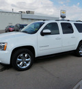 chevrolet suburban 2011 white suv lt 4wd 20 inch wheels flex fuel 8 cylinders 4 wheel drive automatic 56001