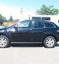 mazda cx 7 2008 black suv gasoline 4 cylinders automatic 80504