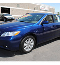 toyota camry 2009 blue sedan xle v6 gasoline 6 cylinders front wheel drive automatic 91761