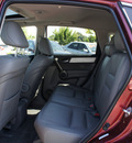 honda cr v 2010 red suv ex l gasoline 4 cylinders all whee drive automatic 98371