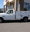 ford f 250 1995 white pickup truck xl gasoline v8 rear wheel drive automatic with overdrive 80229