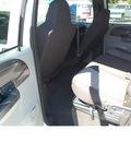 ford f 250 super duty 2004 white crew cab diesel xlt diesel 8 cylinders rear wheel drive automatic 95678