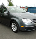 volkswagen jetta 2010 gray sedan limited edition gasoline 5 cylinders front wheel drive automatic 98226
