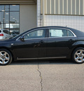 chevrolet malibu 2008 black sedan gasoline 4 cylinders front wheel drive automatic 47130