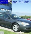 chevrolet impala 2010 cyber gray sedan lt flex fuel 6 cylinders front wheel drive automatic 80910