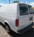 gmc safari 2000 white van gasoline v6 rear wheel drive automatic 81212