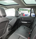 ford edge 2011 ebony suv limited gasoline 6 cylinders all whee drive shiftable automatic 98032