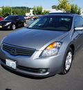 nissan altima 2008 gray sedan s gasoline 4 cylinders front wheel drive automatic 98371