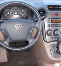 kia rondo 2008 blue wagon lx gasoline 6 cylinders front wheel drive automatic 98632