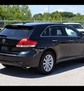 toyota venza 2010 black wagon fwd 4cyl gasoline 4 cylinders front wheel drive shiftable automatic 46219