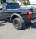 ford ranger 2002 black pickup truck 6 cylinders 4 wheel drive automatic 97216