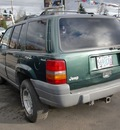 jeep grand cherokee 1996 green suv laredo gasoline 8 cylinders 4 wheel drive automatic 97216