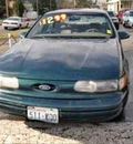 ford taurus 1994 green sedan gl gasoline 6 cylinders front wheel drive automatic 97216