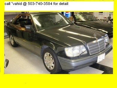 mercedes benz e class 1994 e320 cp gasoline 6 cylinders rear wheel drive automatic 97216