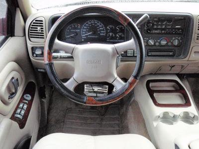 gmc yukon 1999 dk  red suv denali gasoline v8 4 wheel drive automatic with overdrive 97216