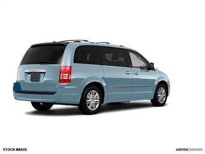 chrysler town and country 2010 van limited gasoline 6 cylinders front wheel drive automatic 34788