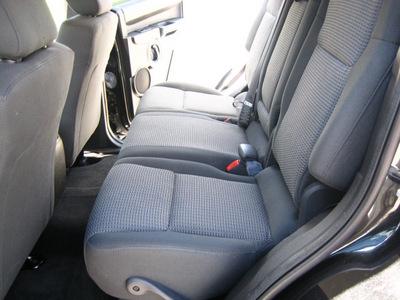 jeep commander 2008 black suv sport 4x4 gasoline 6 cylinders 4 wheel drive automatic 45840