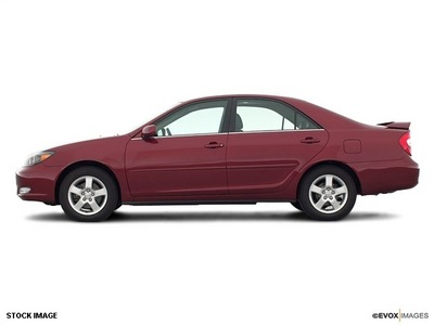 toyota camry 2004 beige sedan xle gasoline 4 cylinders front wheel drive automatic 34788