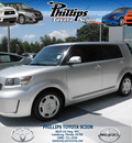 scion xb 2008 silver wagon scion xb gasoline 4 cylinders front wheel drive automatic 34788