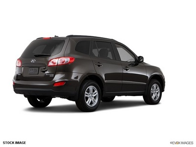hyundai santa fe 2011 black suv gls awd gasoline 4 cylinders all whee drive automatic 28805