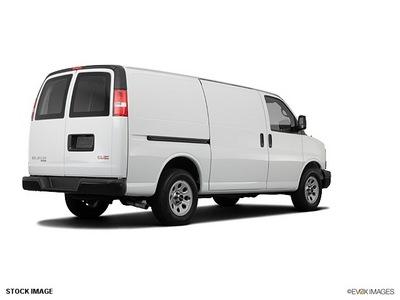 gmc savana cargo 2011 van gasoline 6 cylinders rear wheel drive not specified 08902