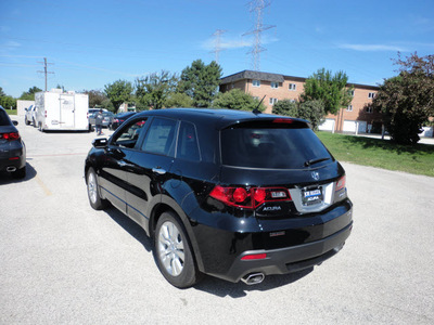 acura rdx 2011 black suv sh awd gasoline 4 cylinders all whee drive automatic with overdrive 60462