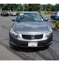honda accord 2009 polished metal sedan ex l gasoline 4 cylinders front wheel drive 5 speed automatic 07724
