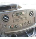 ford econoline cargo 2010 white van e 250 flex fuel 8 cylinders rear wheel drive automatic 07507