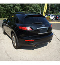 infiniti fx35 2008 black suv gasoline 6 cylinders all whee drive automatic 07724