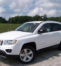 jeep compass 2011 white suv gasoline 4 cylinders 2 wheel drive not specified 44024