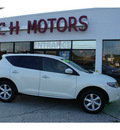 nissan murano 2009 off white suv sl gasoline 6 cylinders all whee drive cont  variable trans  07724